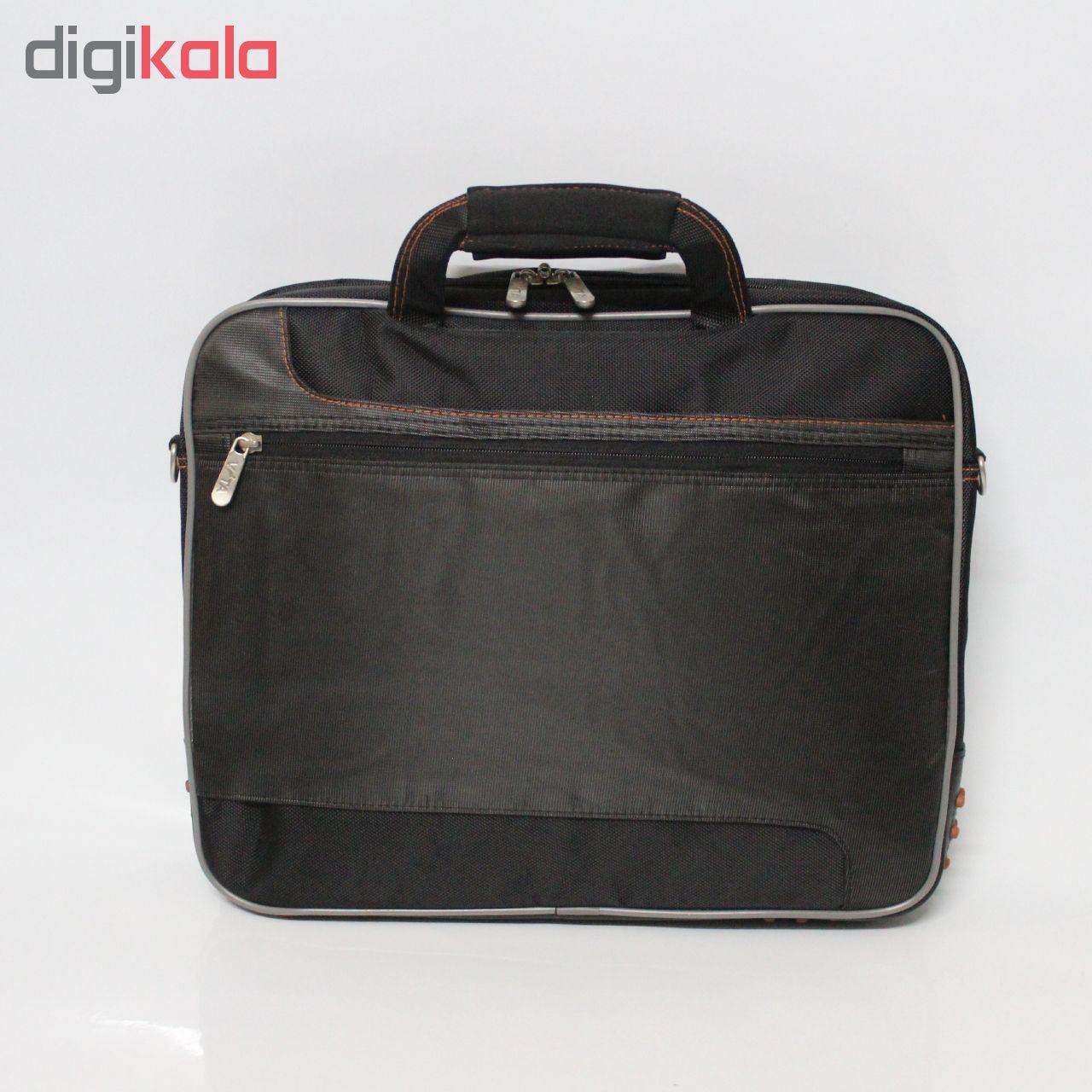 کیف لپ تاپ ویتا مدل LSM10010R مناسب برای لپ تاپ 15 اینچی