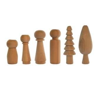 بازی آموزشی آرتینا مدل راچو کد 2301002 مجموعه 6 عددی