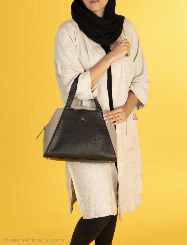کیف دستی زنانه چرم مشهد مدل S0712-008