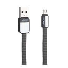 کابل تبدیل USB به microUSB یونیوو مدل UN-004m طول 1 متر