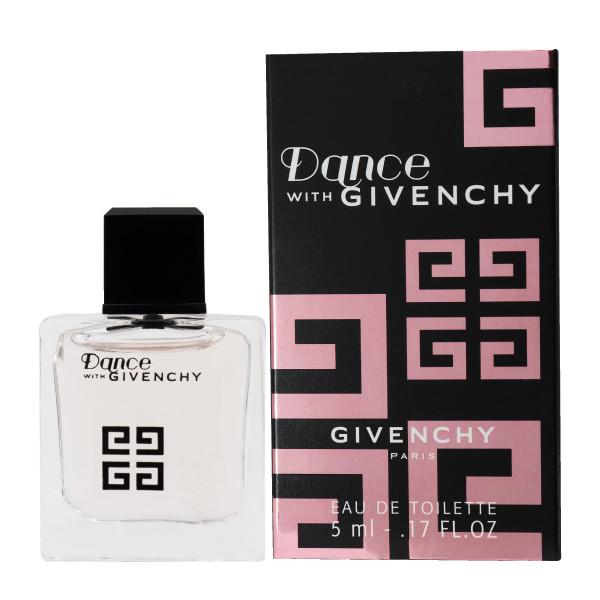 عطر جیبی زنانه ژیوانشی مدل Dance with Givenchy حجم 5 میلی لیتر