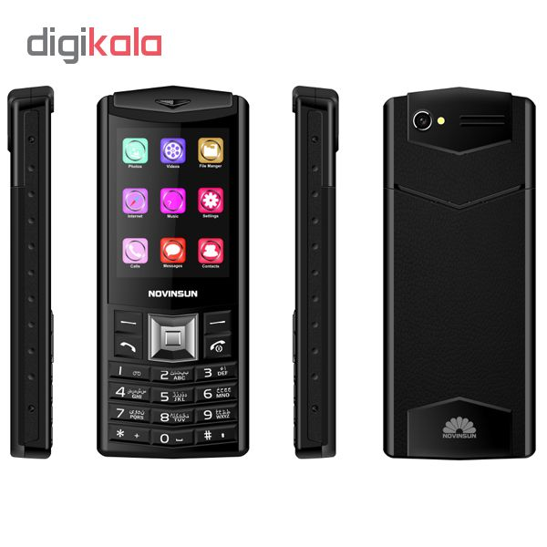 گوشی موبایل نوین سان مدل X6 تک سیم کارت