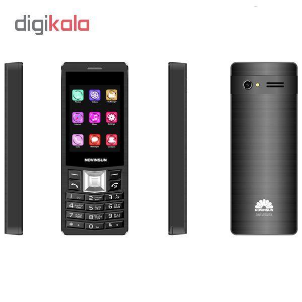 گوشی موبایل نوین سان مدل X7 تک سیم کارت main 1 1