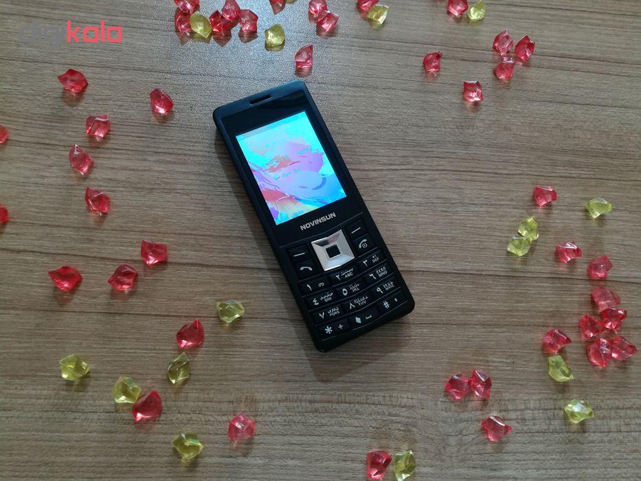 گوشی موبایل نوین سان مدل X7 تک سیم کارت main 1 2