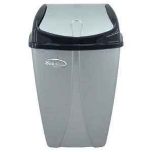 سطل زباله اداری پلاستیک سلمان مدل ایفل کد 7000
