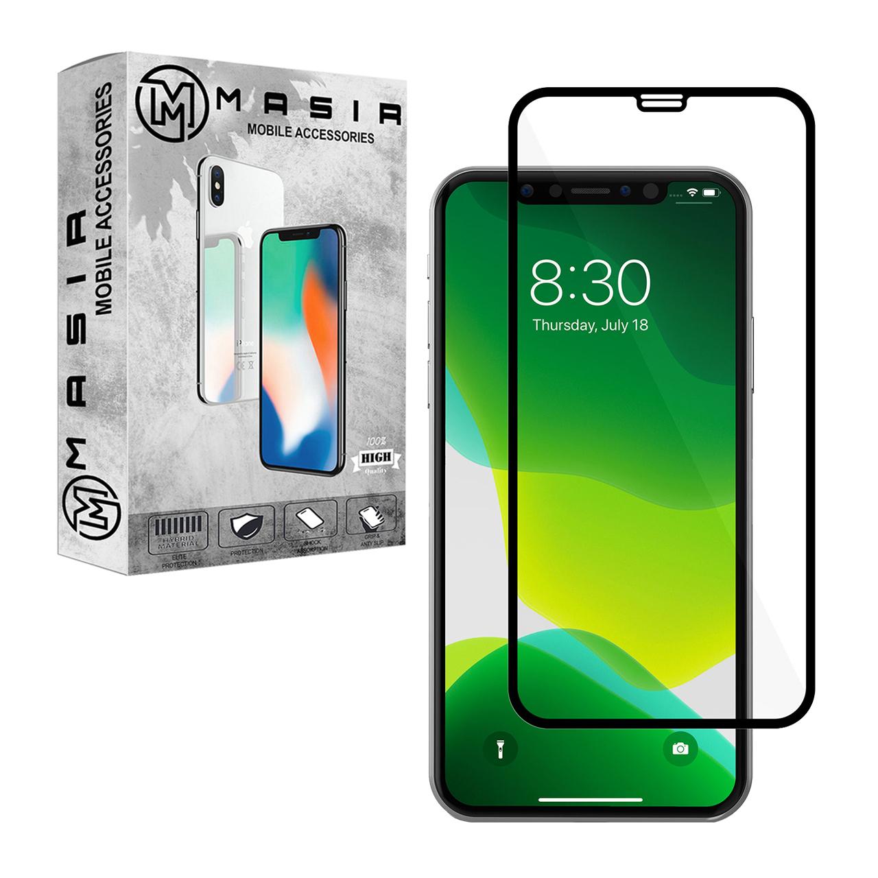 محافظ صفحه نمایش مسیر مدل MGF-1 مناسب برای گوشی موبایل اپل iPhone 11 Pro Max