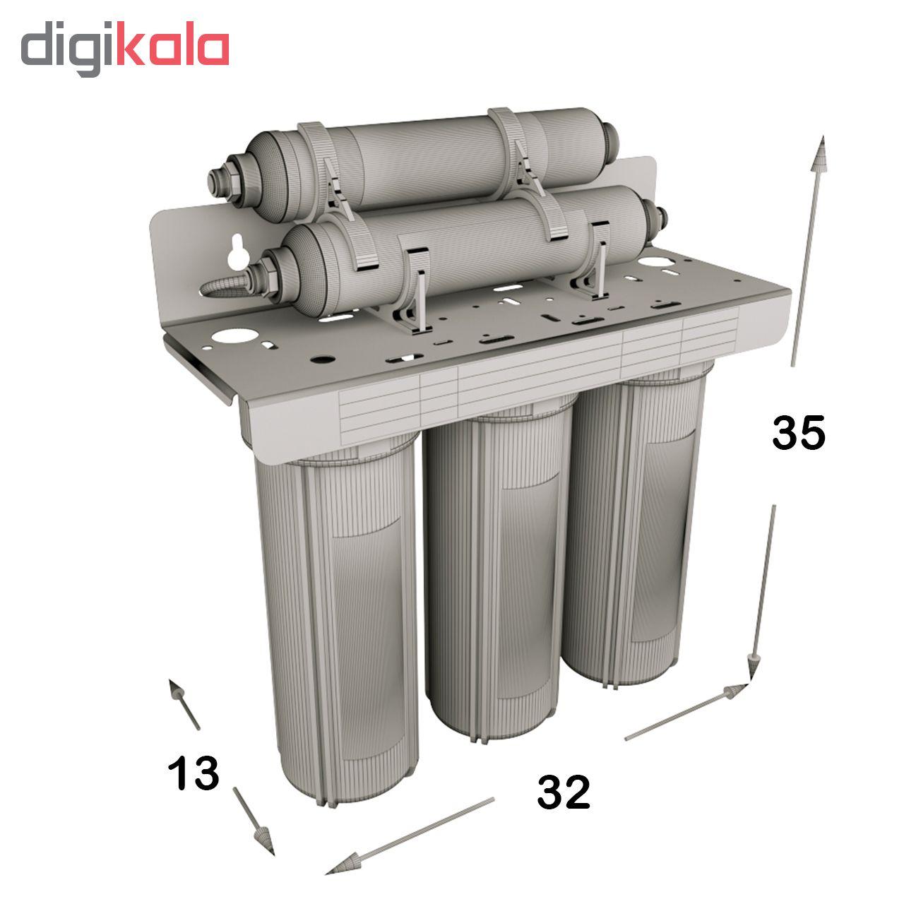 دستگاه تصفیه کننده آب اس اس وی مدل UltraJet X530