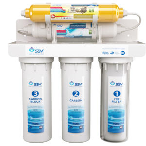 دستگاه تصفیه کننده آب اس اس وی مدل UltraJet X600