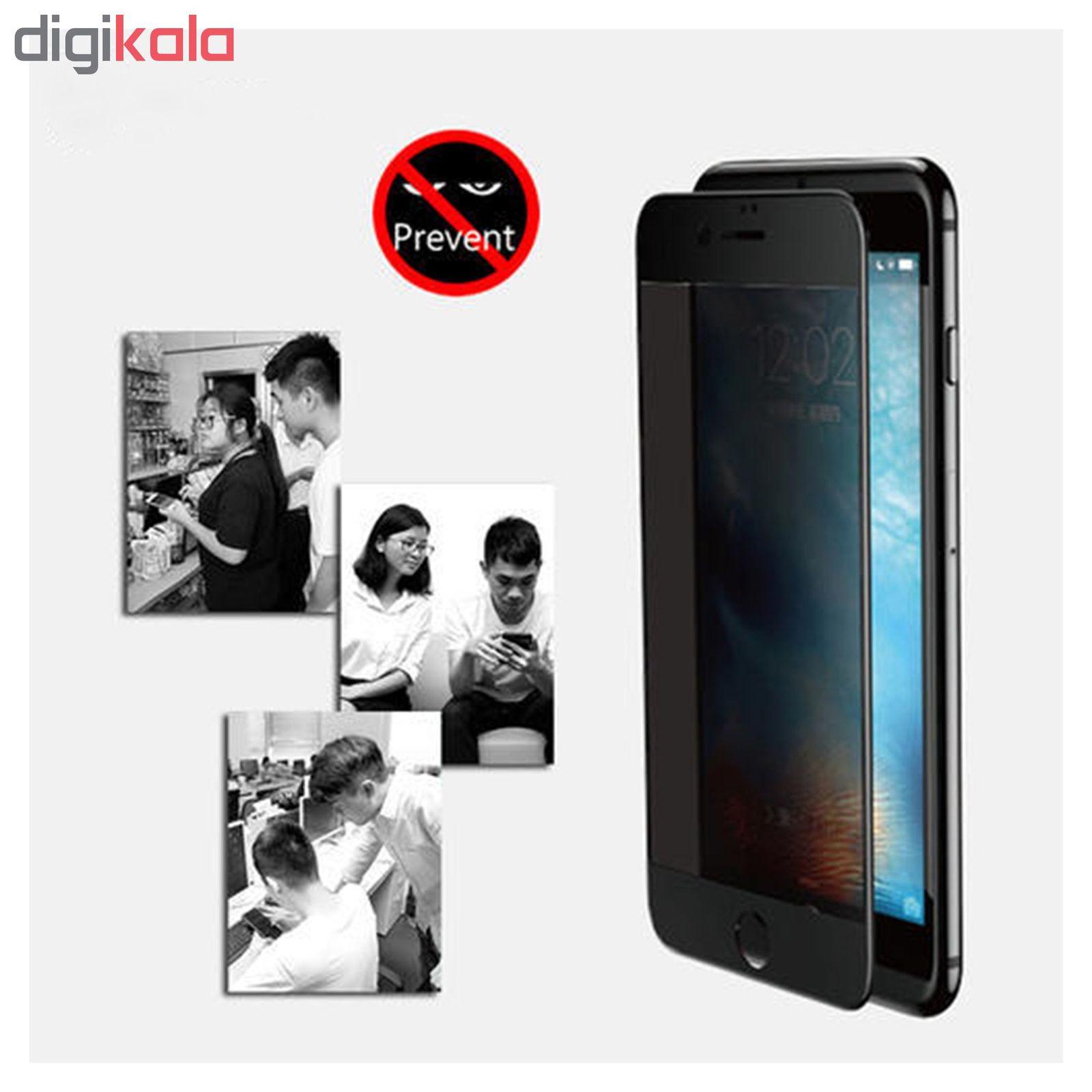 محافظ صفحه نمایش حریم شخصی Hard and Thick  مدل F-01 مناسب برای گوشی موبایل اپل Iphone 11 pro main 1 3