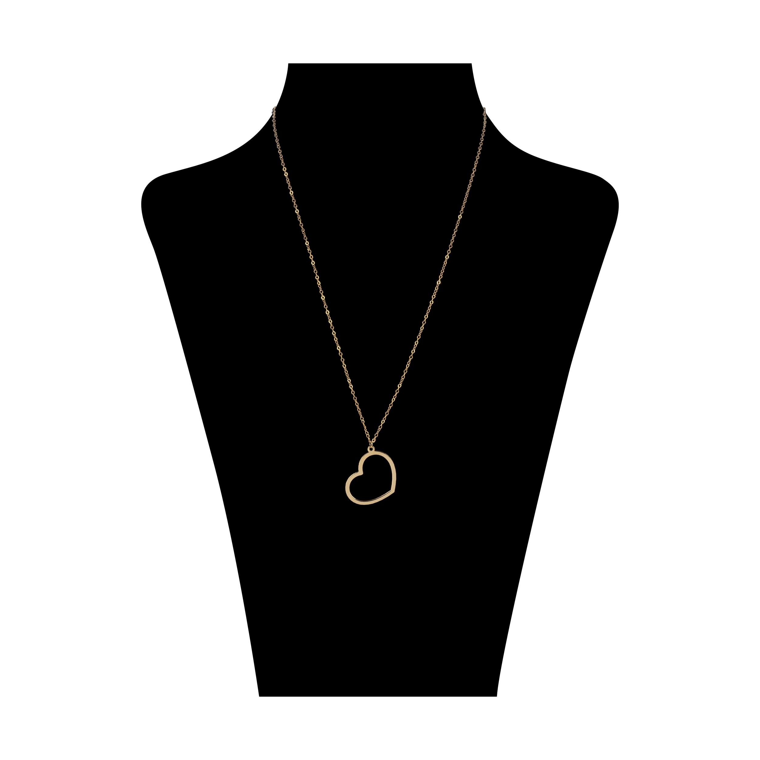 گردنبند طلا 18 عیار زنانه مایا ماهک مدل MM0941