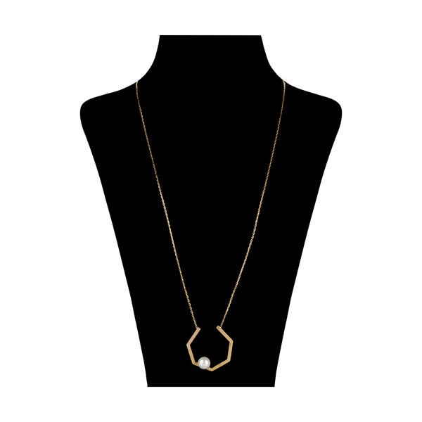 گردنبند طلا 18 عیار زنانه مایا ماهک مدل MM0926