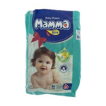 پوشک ماما مدل Vita سایز 5 بسته 10 عددی