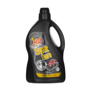 مایع لباسشویی HD مخصوص لباس تیره سافتلن مدل Black General حجم 3 لیتر