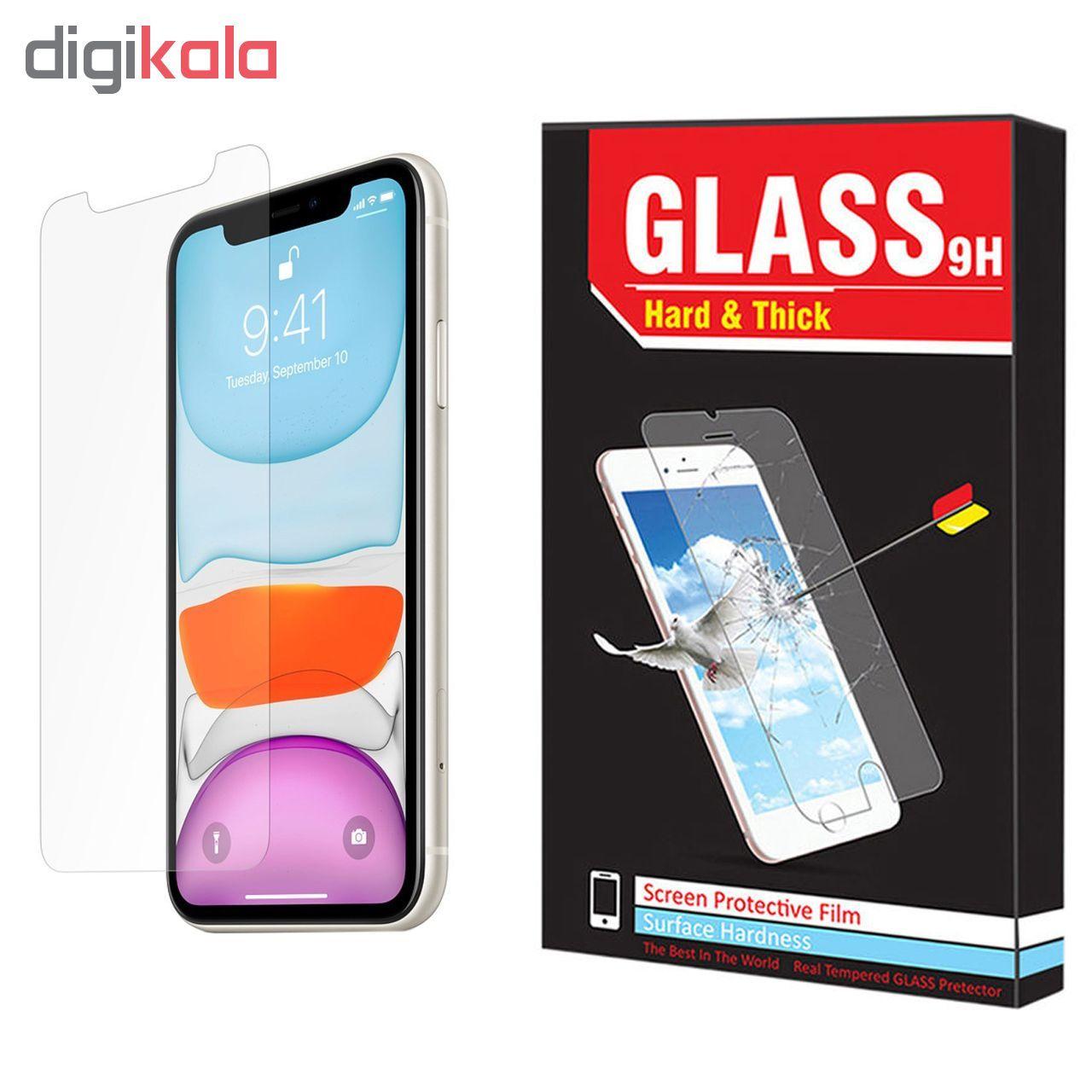 محافظ صفحه نمایش Hard and Thick مدل F-01 مناسب برای گوشی موبایل اپل Iphone 11 main 1 1