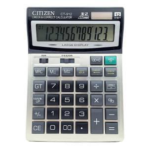 ماشین حساب سیتیزن مدل CT912