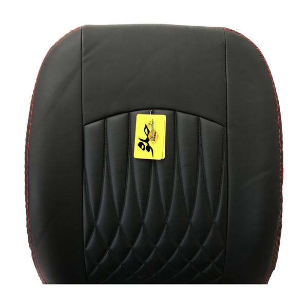 روکش صندلی خودرو جلوه مدل bg12 مناسب برای پژو 206