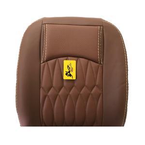 روکش صندلی خودرو جلوه مدل pr13 مناسب برای تیبا