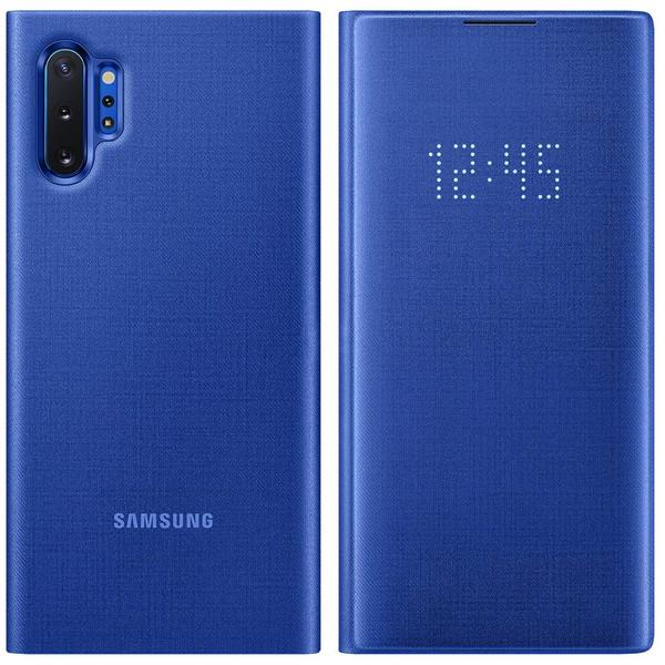 کیف کلاسوری سامسونگ مدل LED VIEW مناسب برای گوشی موبایل سامسونگ Galaxy Note 10 Plus