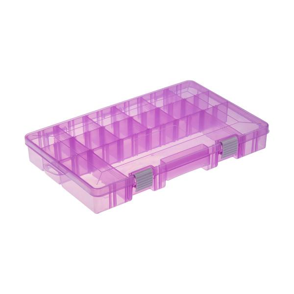 جعبه لوازم خیاطی دمسه مدل DM-BX-180-TRPUR