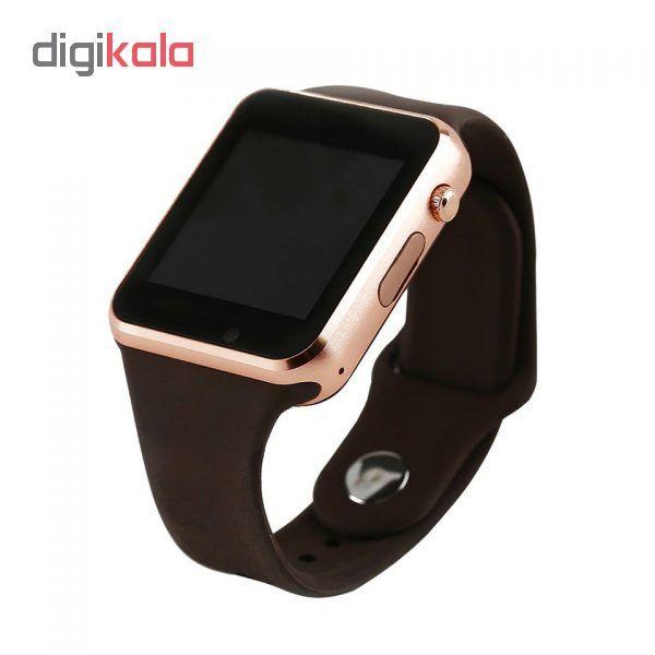 ساعت هوشمند جی تب مدل W101 Hero به همراه محافظ صفحه نمایش main 1 1