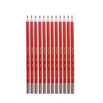 مداد قرمز آدمیرال مدل 861R بسته 12 عددی