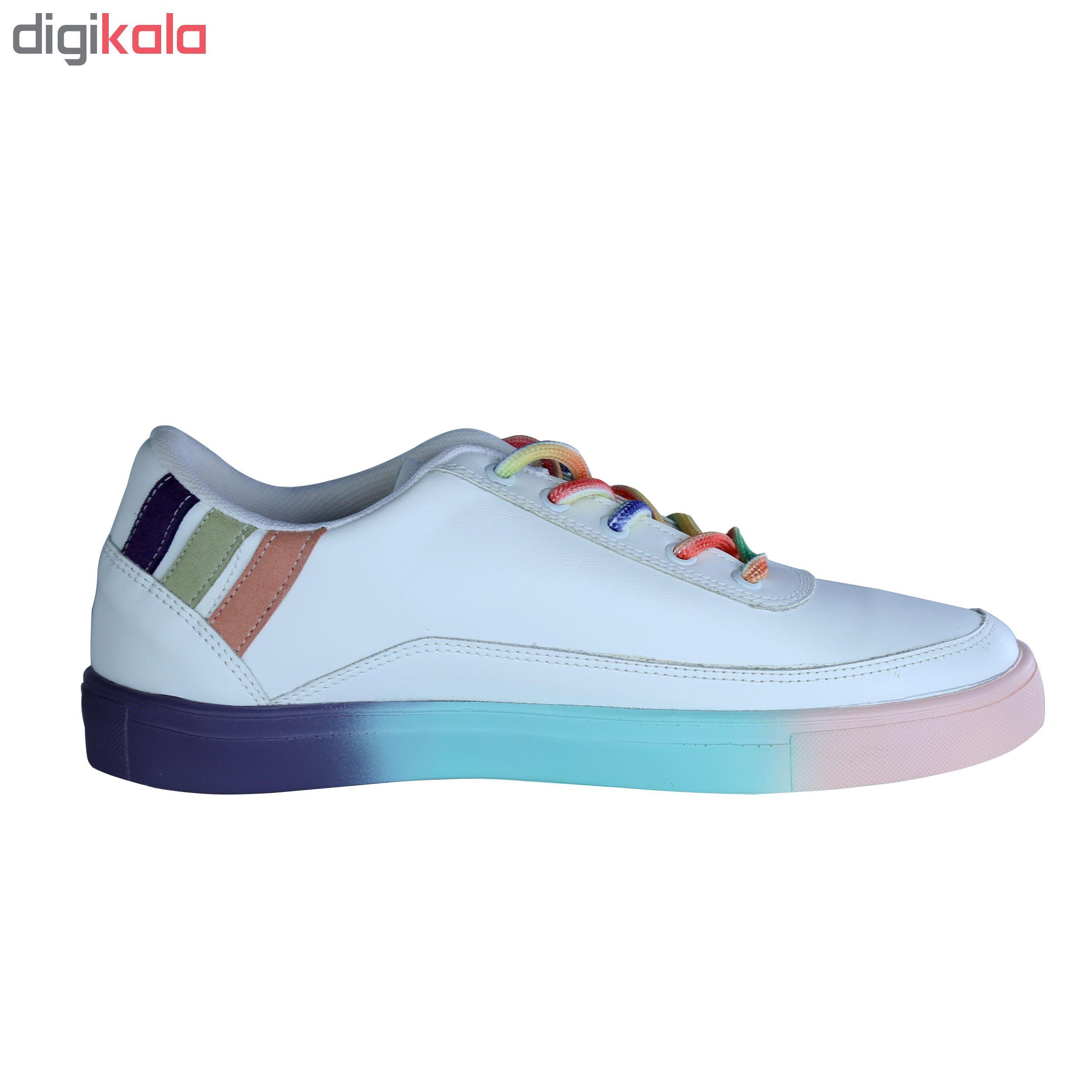 کفش مخصوص پیاده روی دخترانه کد 2047