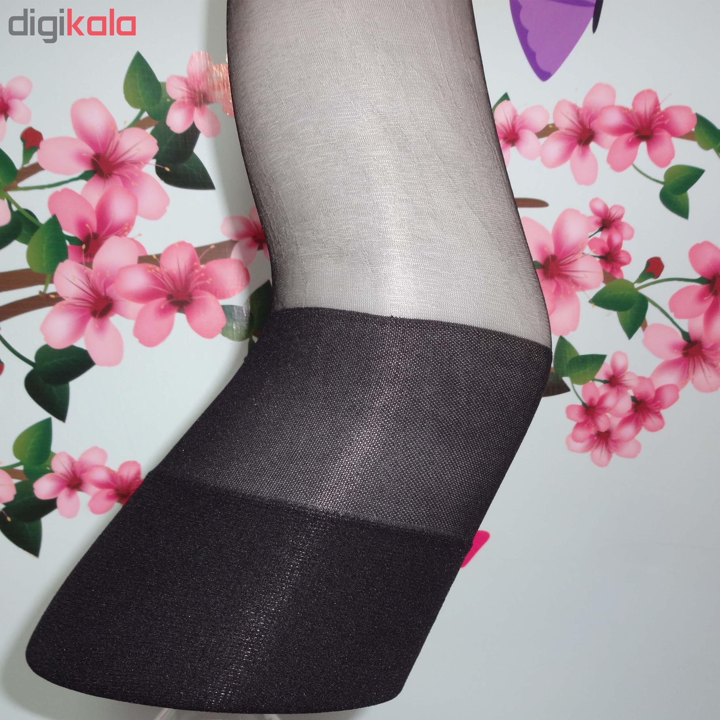 جوراب زنانه مدل 1.10 کد 5sambla main 1 3