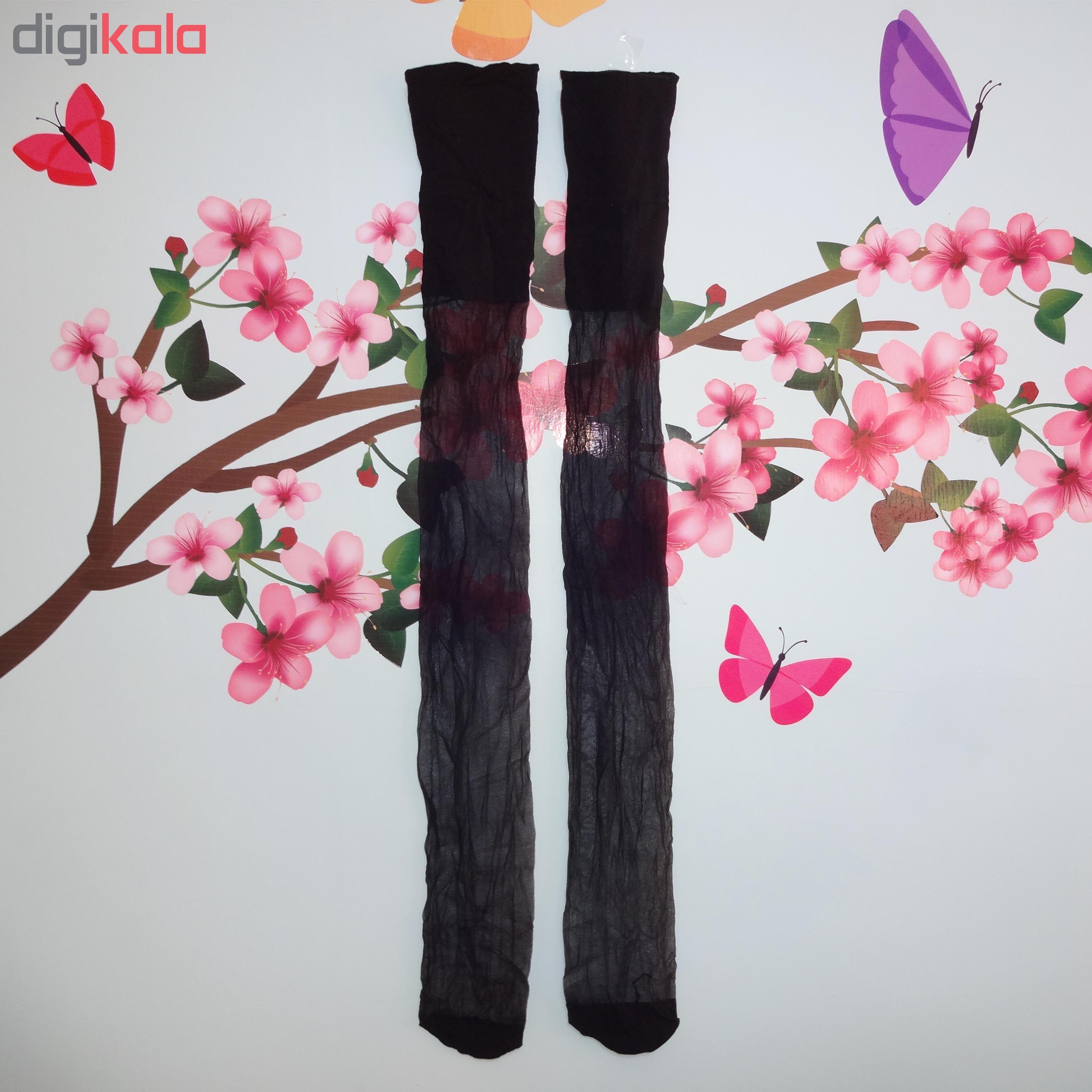 جوراب زنانه مدل 1.10 کد 5sambla main 1 4