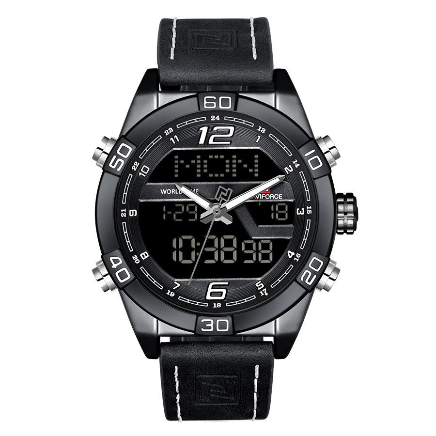 ساعت مچی دیجیتال مردانه نیوی فورس مدل NF9128M - ME-SE