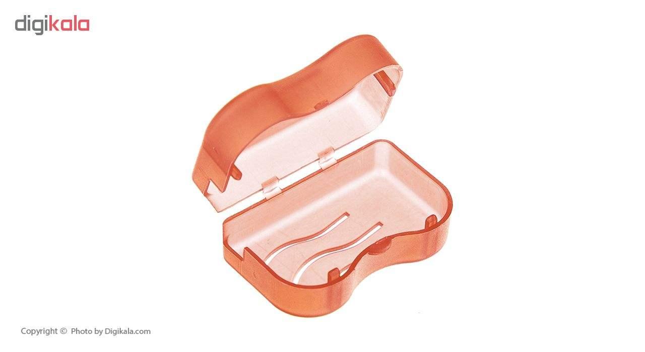 مسواک پاتریکس کد 345 با برس متوسط به همراه نخ دندان main 1 8