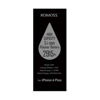 باتری موبایل روموس مدل  IP6P2915  ظرفیت 2915 میلی آمپر ساعت مناسب برای گوشی موبایل اپل iPhone 6 Plus
