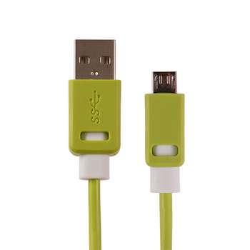 کابل تبدیل USB به microUSB اسکار مدل C-207 طول 1.5 متر