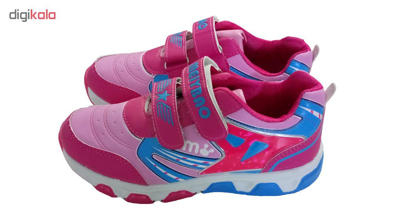 کفش مخصوص پیاده روی دخترانه کد 30007