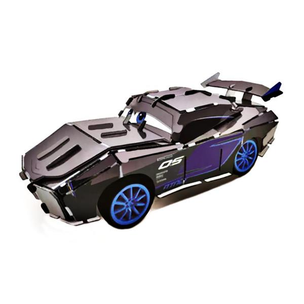 ساختنی دیزنی مدل Pull Back Car کد 6620