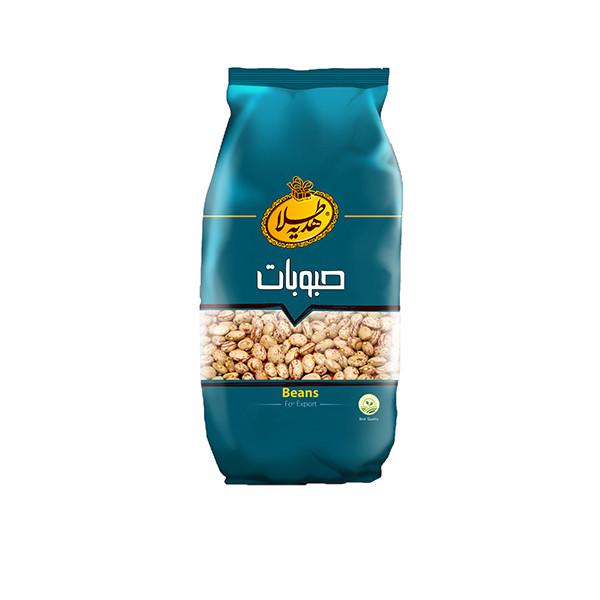 لوبیا چیتی هدیه طلا مقدار 900 گرم