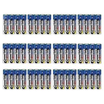 باتری قلمی کملیون مدل Super Heavy Duty R6P بسته 48 عددی