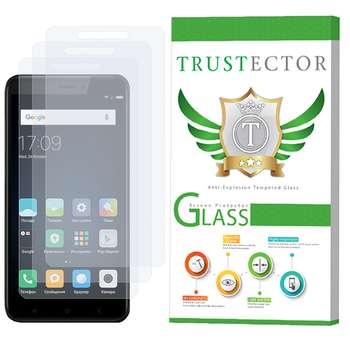 محافظ صفحه نمایش تراستکتور مدل GLS مناسب برای گوشی موبایل شیائومی Redmi 4 / 4X بسته 3 عددی