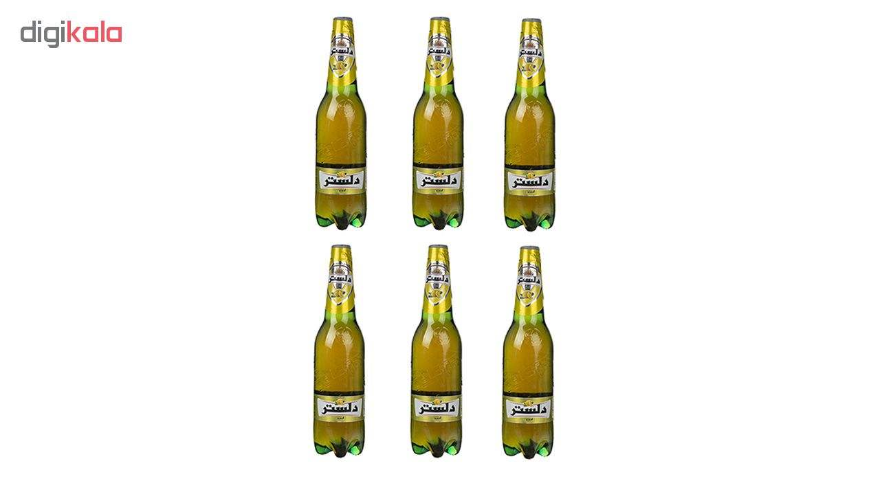 نوشیدنی گازدار لیمویی دلستر حجم 1 لیتر بسته 6 عددی main 1 1
