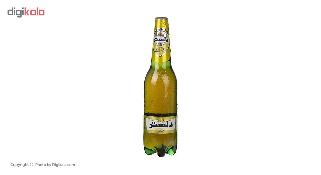 نوشیدنی گازدار لیمویی دلستر حجم 1 لیتر بسته 6 عددی main 1 2