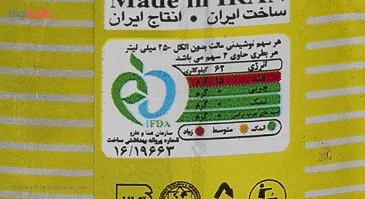 نوشیدنی گازدار لیمویی دلستر حجم 1 لیتر بسته 6 عددی main 1 4