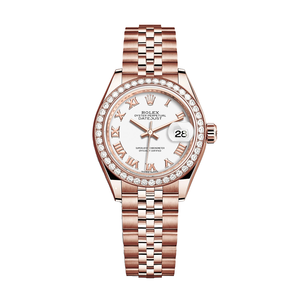 ساعت زنانه برند مدل دیت جاست کد HC2071