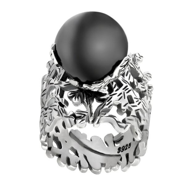 انگشتر نقره زنانه اقلیمه کد AN90