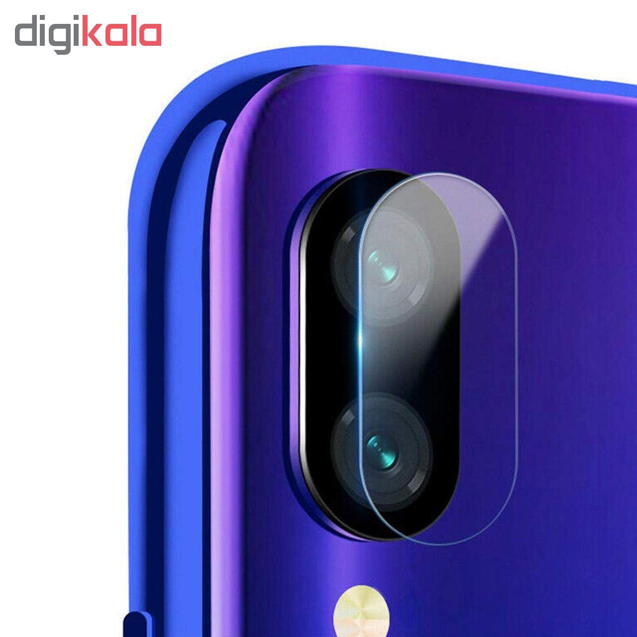 محافظ لنز دوربین هورس مدل UTF مناسب برای گوشی موبایل شیائومی Redmi Note 7 / Redmi Note 7 Pro بسته سه عددی main 1 5
