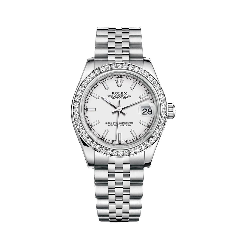 ساعت مچی عقربه ای زنانه مدل دیت جاست کد HC2086