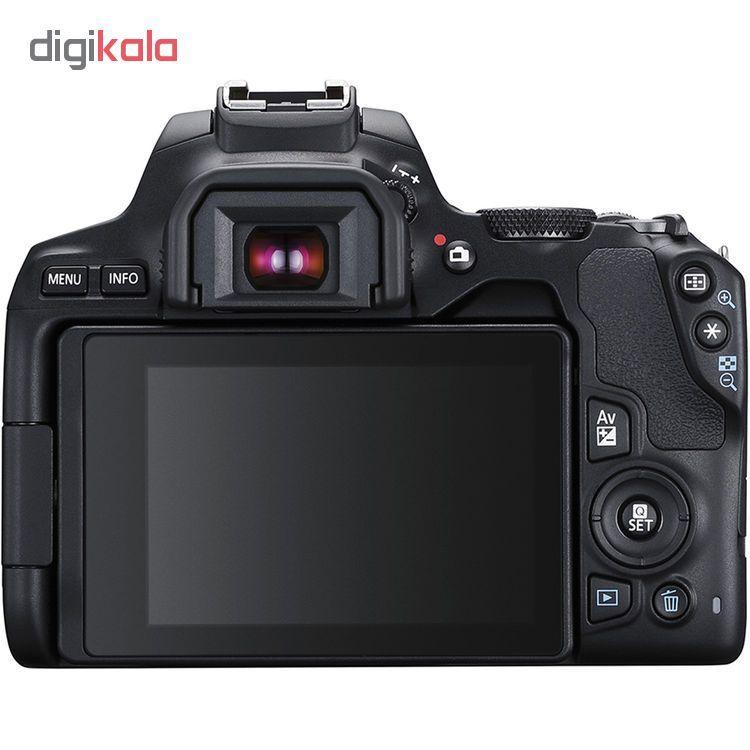 دوربین دیجیتال کانن مدل EOS 250D به همراه لنز 55-18 میلی متر IS STM main 1 3