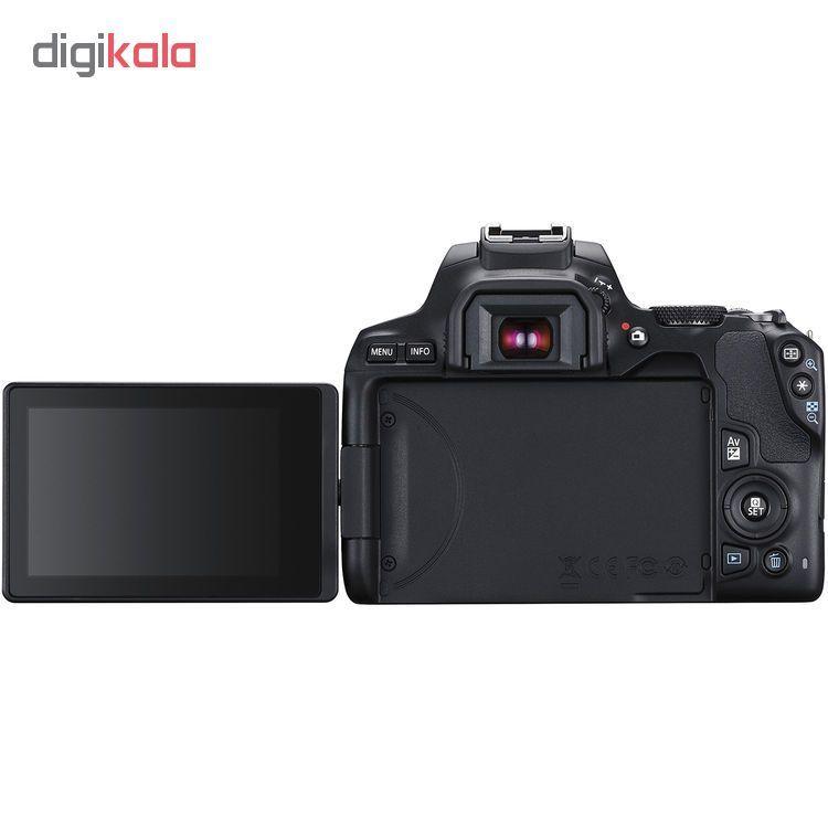 دوربین دیجیتال کانن مدل EOS 250D به همراه لنز 55-18 میلی متر IS STM main 1 7