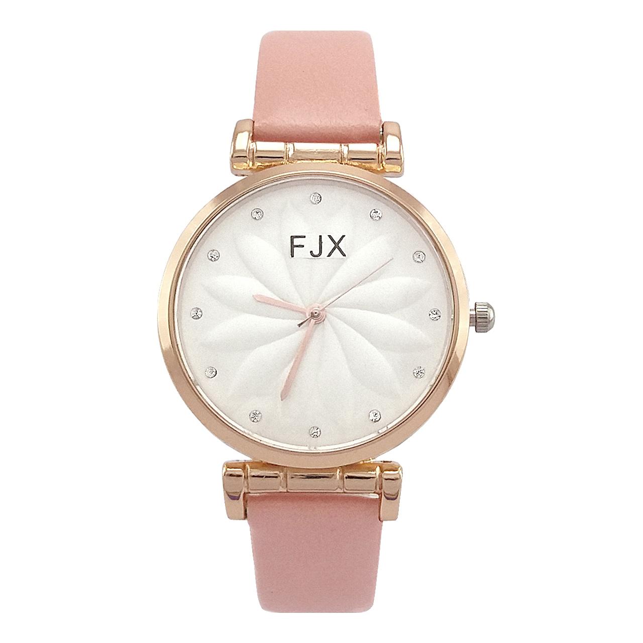 ساعت زنانه برند اف جی ایکس کد BR101