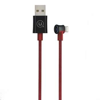 کابل تبدیل USB به لایتنینگ یوسمز مدل US-SJ269 U13 طول 2 متر