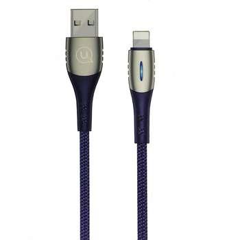 کابل تبدیل USB به لایتنینگ یوسمز مدل US-SJ304 طول 2 متر