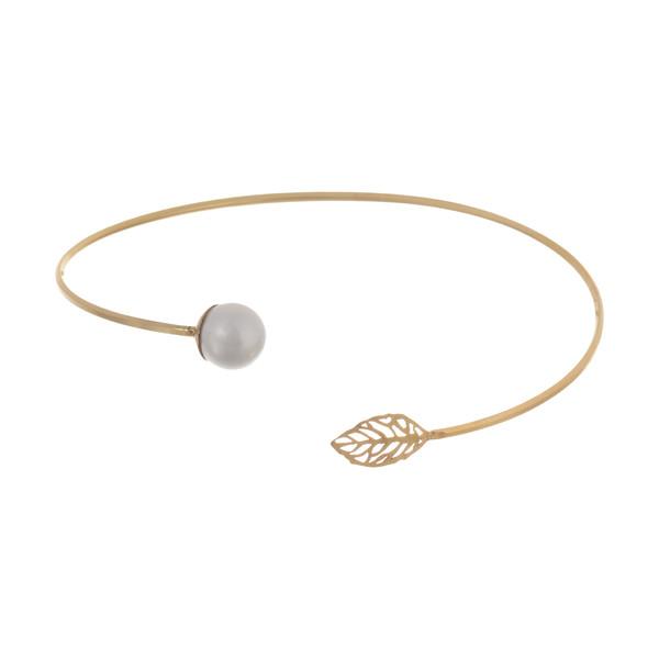 دستبند طلا 18 عیار زنانه کانیار گالری کد DL46